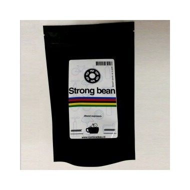 Strong bean Cyclingcoffee