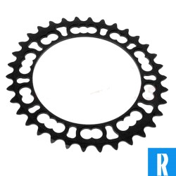 Rotor Q-Ring Double Chainring Sram® (80BCD)