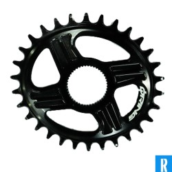 Rotor Q-Ring Singlespeed direct mount