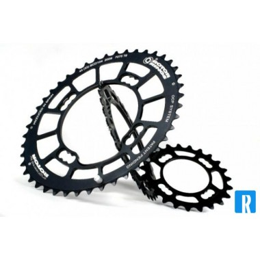 Rotor Qring 130-74BCD Triple inner-outerblade