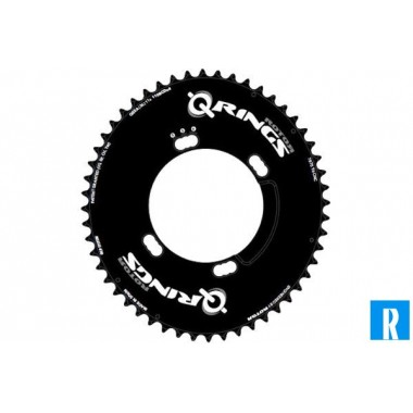 Rotor QRing QXL compact Shimano 4-arm outer-inner (Rotor)