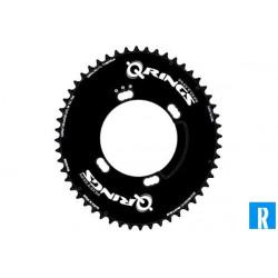 Rotor QXL compact Shimano 4-arm buitenblad - binnenblad