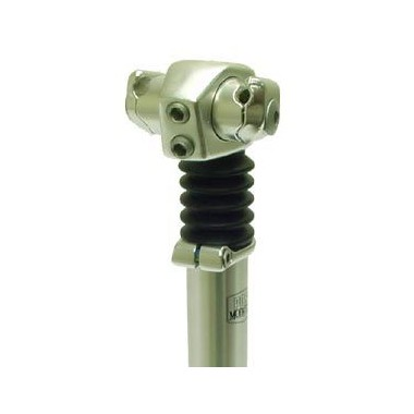 Suspension seatpost