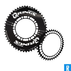 Rotor QRing 113BCD Campagnolo compact inner-outerblade (Rotor)