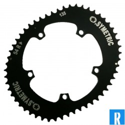 O.symetric 135BCD outer chainring