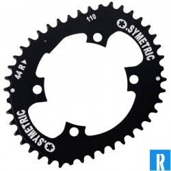 O.symetric 110BCD Cyclocross Chainring
