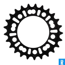 Rotor Q-Ring Double Chainring (60BCD)