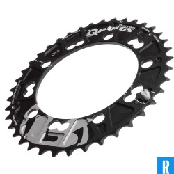 Rotor Q-Ring Double Chainring (110BCD)