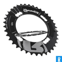 Rotor Q-Ring Double Chainring (104BCD)