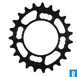 Rotor Q-Ring Double Chainring (64BCD)