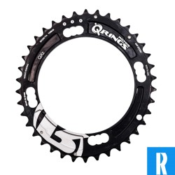 Rotor Q-Ring Double Chainring Sram® (120BCD)