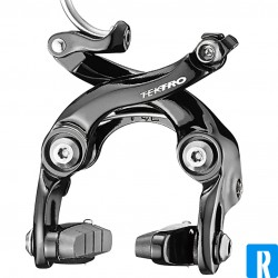 Tektro T551 TT caliper brake black direct mount