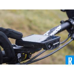 Xplova X5 Evo Fahrradcomputer mit integrierter Action-Cam