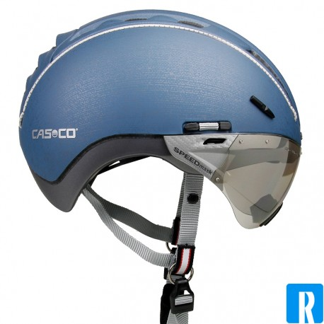 Casco Roadster wielerhelm Kleur 'Blue Denim'