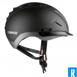 Casco Roadster helmet color: Black