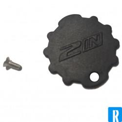 Batterie-Abdeckung für den Rotor 2InPower Leistungsmesser