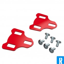 Favero Assioma Look KEO cleats shims