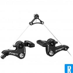 TRP EuroX carbon Felgenbremse schwarz cyclocross