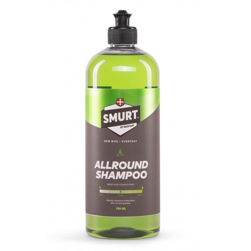 Smurt allround shampoo 750ml