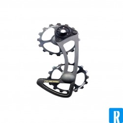 Ceramic Cycling oversized pulley wheel system for Sram ETAP