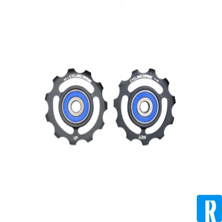 CyclingCeramic Pulley Wheels Campagnolo 11s