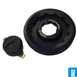 Rotor bolt dm Inpower batterycap nds