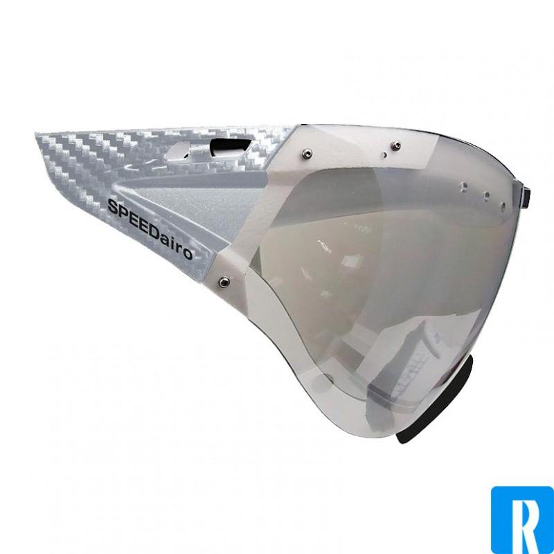 Casco SPEEDmask visor - carbonic clear