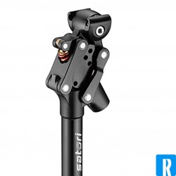 Satori Animaris suspension seatpost parallel