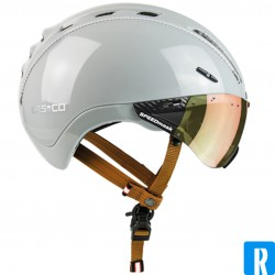 Casco Roadster plus helmet shiny white