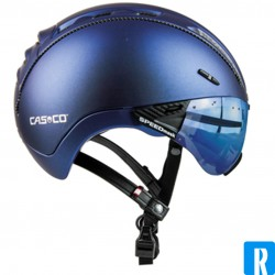 Casco Roadster Plus Fahrradhelm,  Farbe: ' Marine Blue'