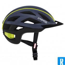 Casco Cuda 2 helm elektrische fiets Kleur:  blue neon