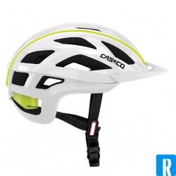 Casco Cuda 2 helm elektrische fiets Kleur:  white neon