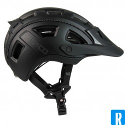 Casco MTBE  2 helmet MTB Colour:  black matt