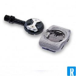 Speedplay chrome moly black plus walkable cleats