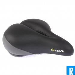 Velo saddle for seatbones