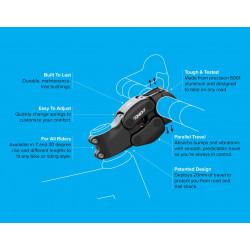 Kinekt  Cirrus BodyFloat Kinekt 2.1 Sattelstütze 27.2mm