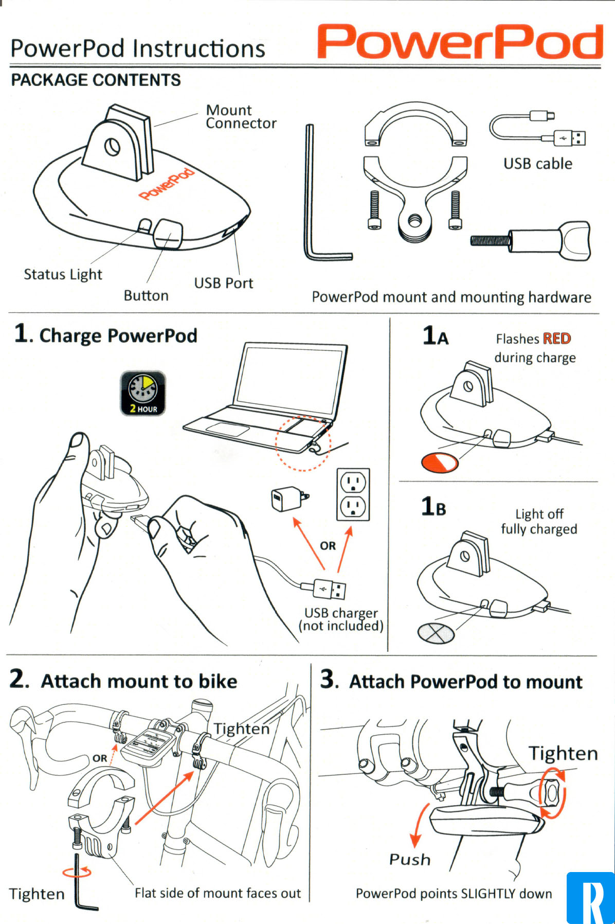 Powerpod V3 vermogensmeter installatie
